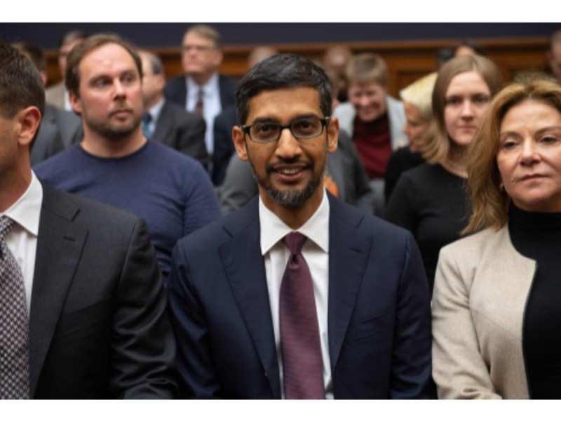 7 interesting numbers Google CEO Sundar Pichai revealed