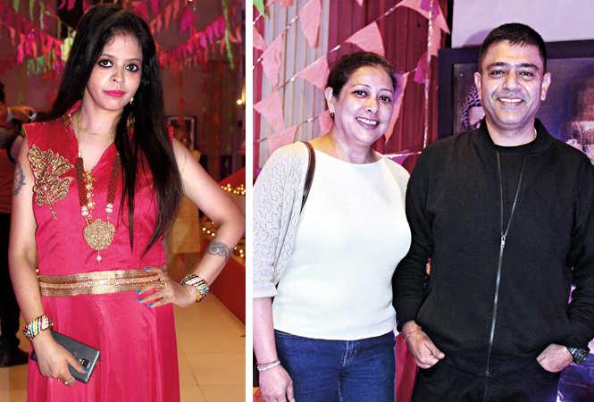 (L) Shweta Singh (R) Tanu and BR Sawian (BCCL/ Arvind Kumar)