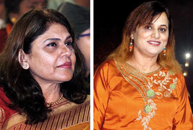 (L) Bharti Madhok (R) Neelu Mishra (BCCL/ Arvind Kumar)