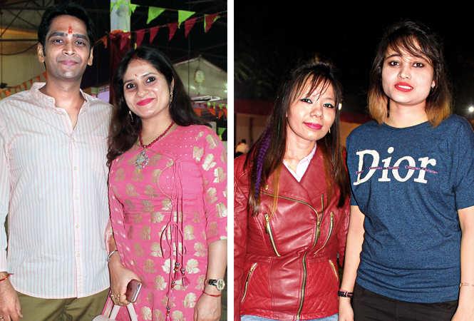 (L) Dr Vibhor and Dr Ankita (R) Endu and Karuna  (BCCL/ Arvind Kumar)