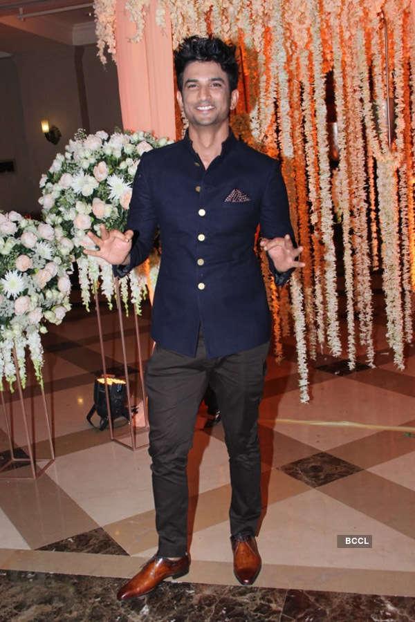 Producer Dinesh Vijan and Pramita Tanwar's wedding party photos