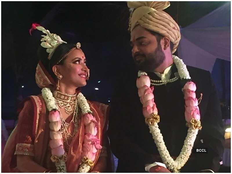 Chandra Nandini actress Shweta Basu Prasad gets married to boyfriend Rohit Mittal