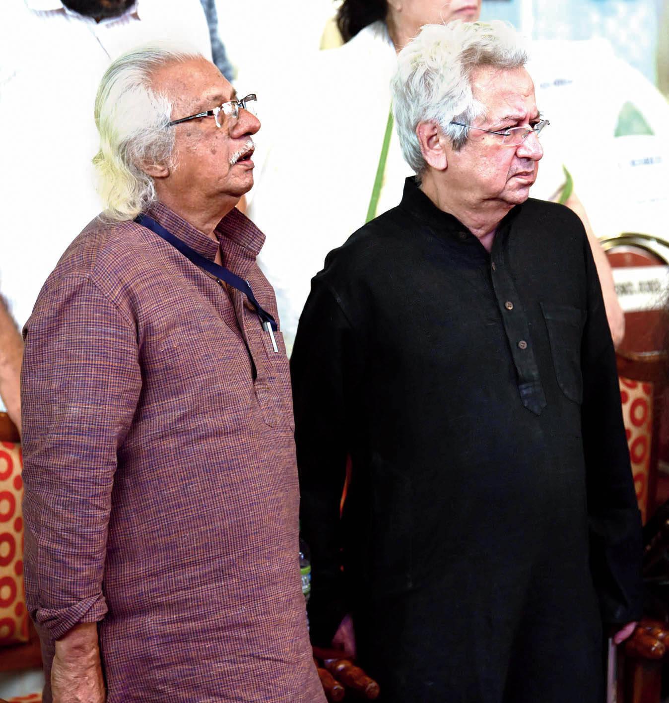 Adoor Gopalakrishnan, Kumar Shahani