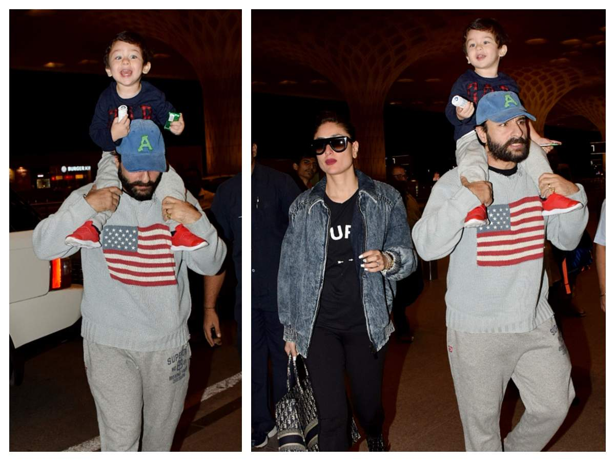 Image result for saif ali khan jets off to south africa