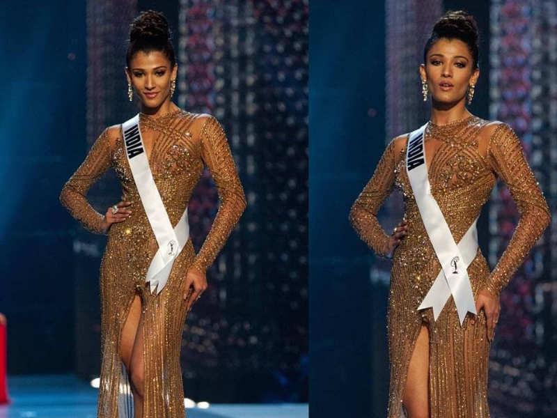 Miss Universe 2018 - Miss India Universe 2018 Nehal Chudasama
