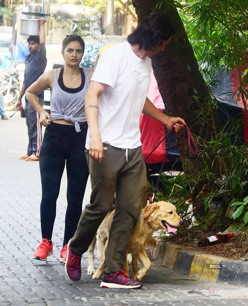 Arjun Rampal and Gabriella Demetriades pictures