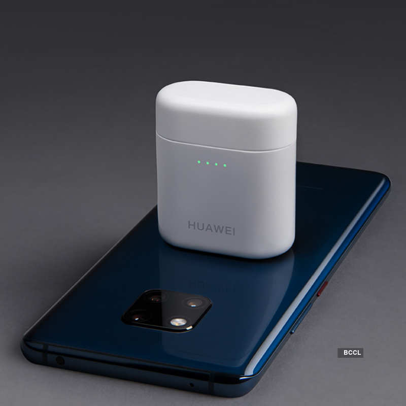Huawei launches FreeBuds 2 Pro