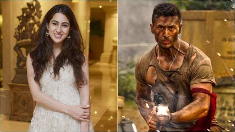 Sara Ali Khan to star opposite Tiger Shroff in 'Baaghi 3'?