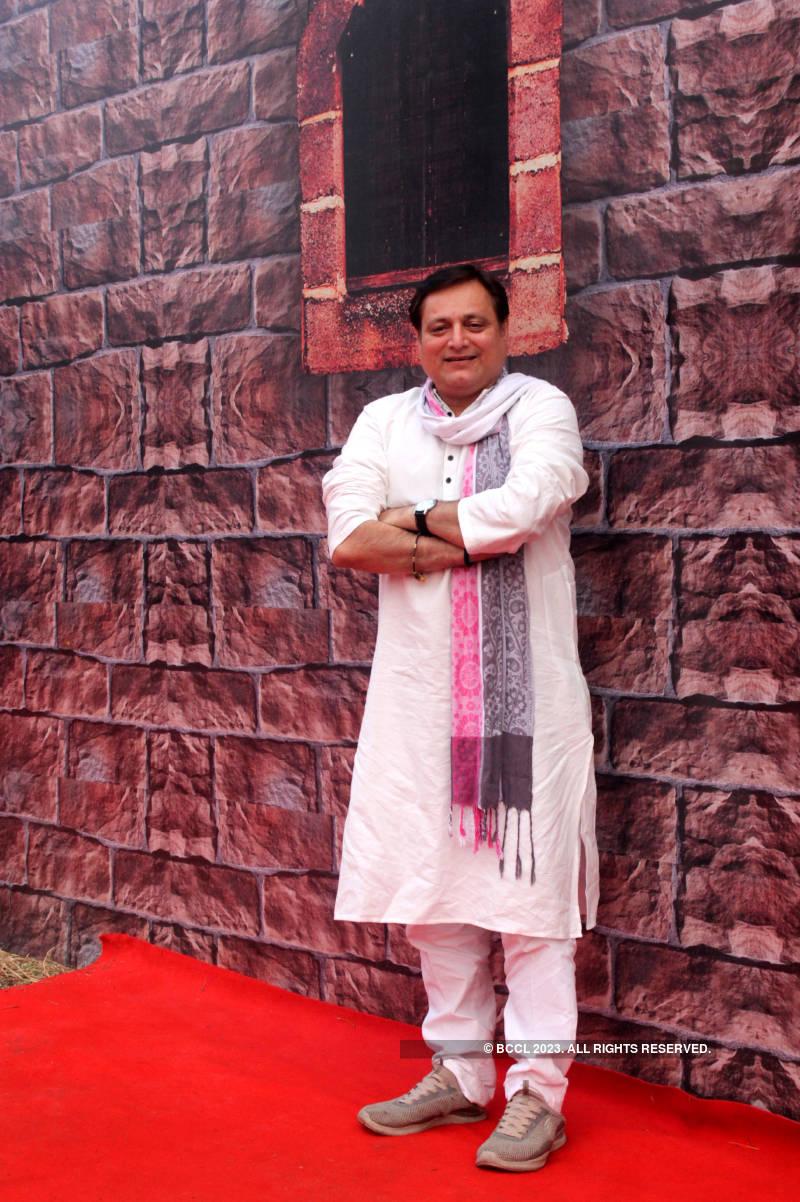 Actor Manoj Joshi's exclusive photoshoot