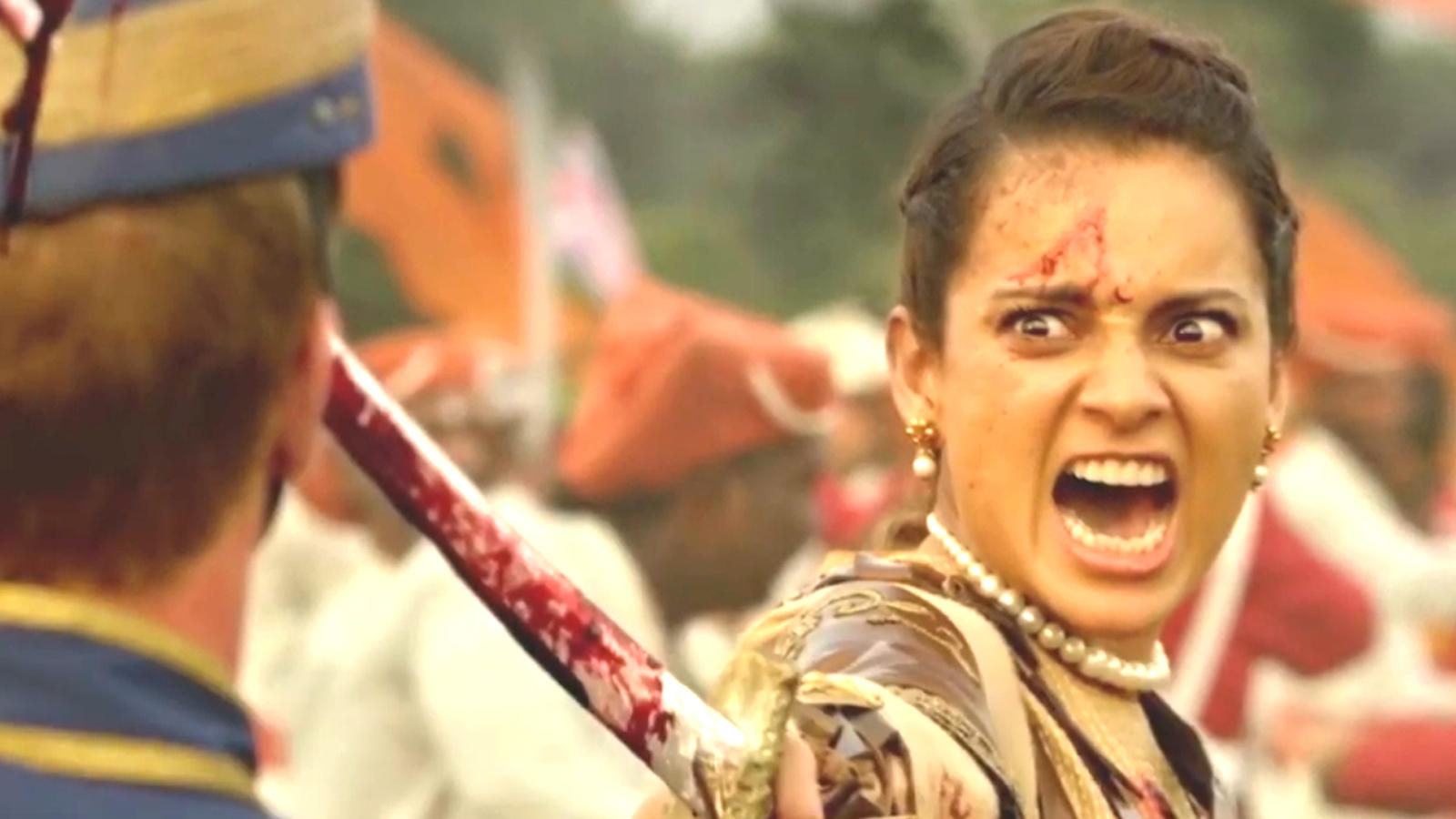Manikarnika: The Queen of Jhansi' trailer: Kangana Ranaut's historical epic looks visually stunning