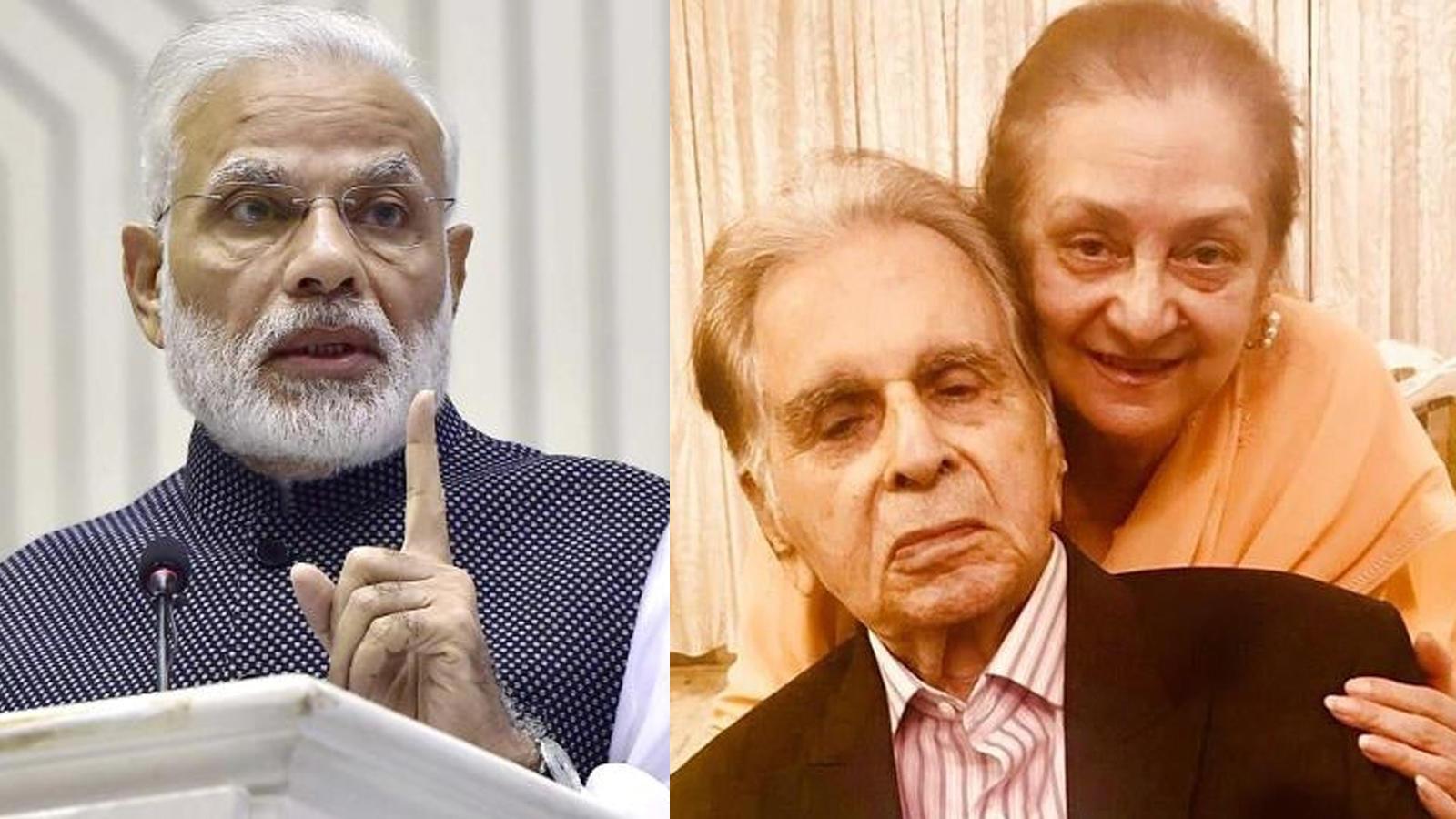 Land mafia issue: Hope for some good result after PM Narendra Modi intervenes, says Saira Banu