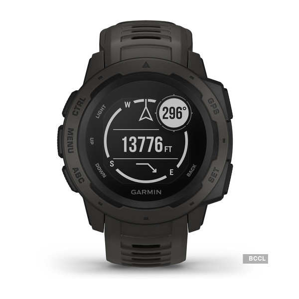 Garmin launches its first-ever lifestyle GPS watch