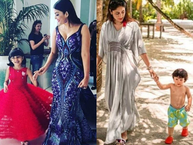 5f9cb627fc4 Aishwarya Rai Bachchan and Kareena Kapoor Khan  Two star moms and their  parenting styles