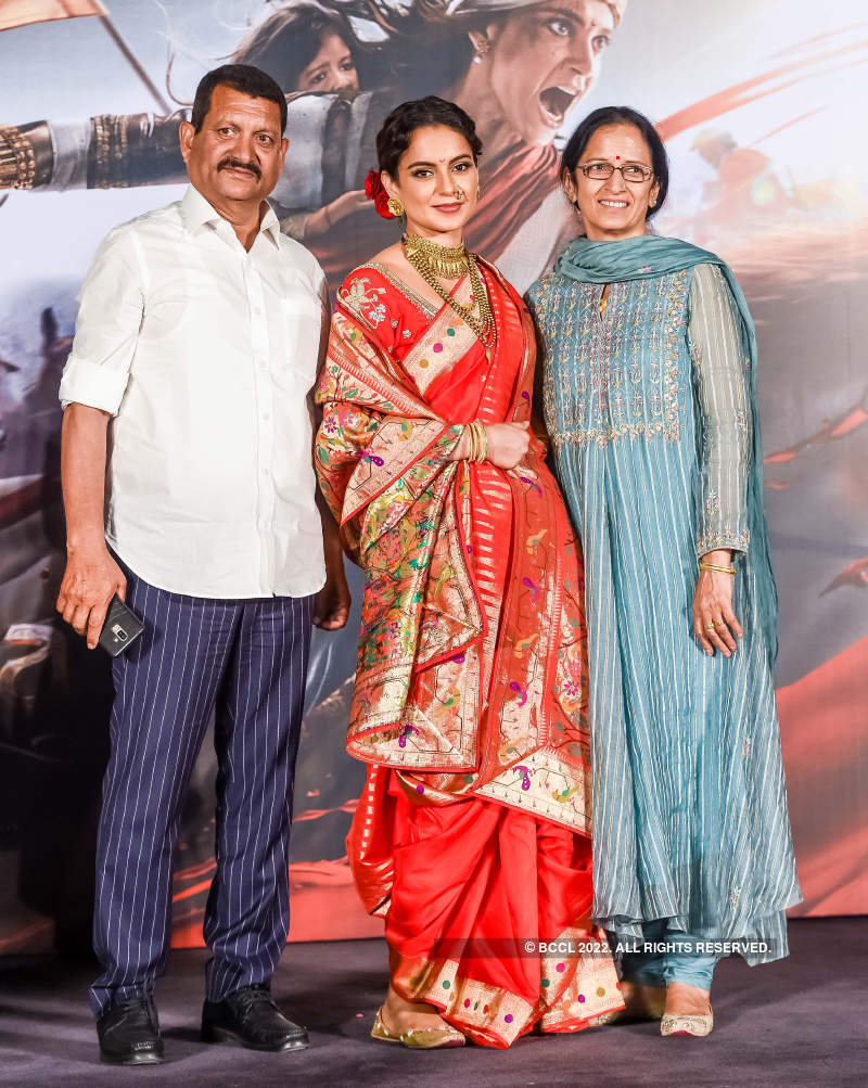 Manikarnika: Trailer launch