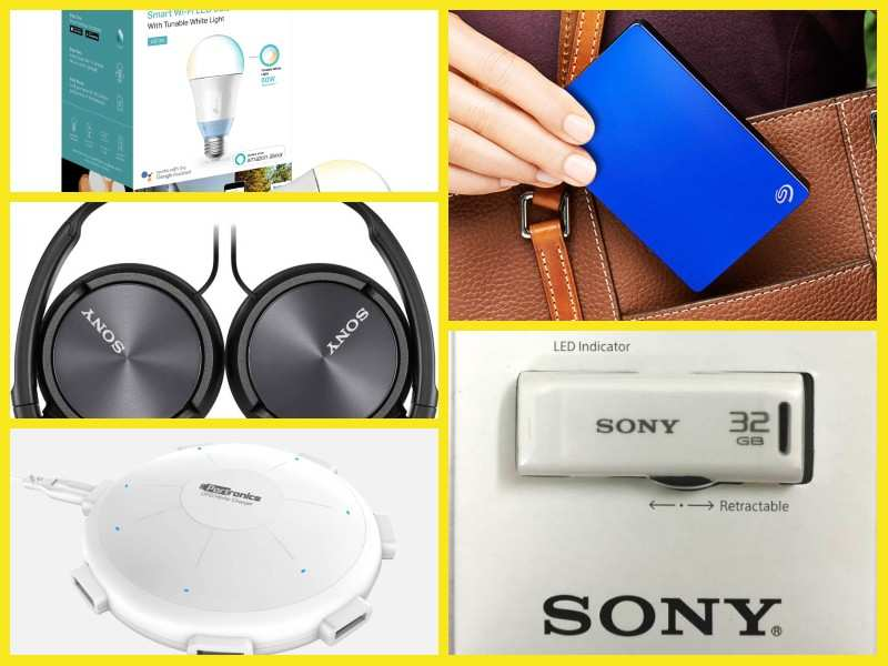 Last day of Flipkart gadget sale: 15 gadgets you can buy at minimum 50% discount