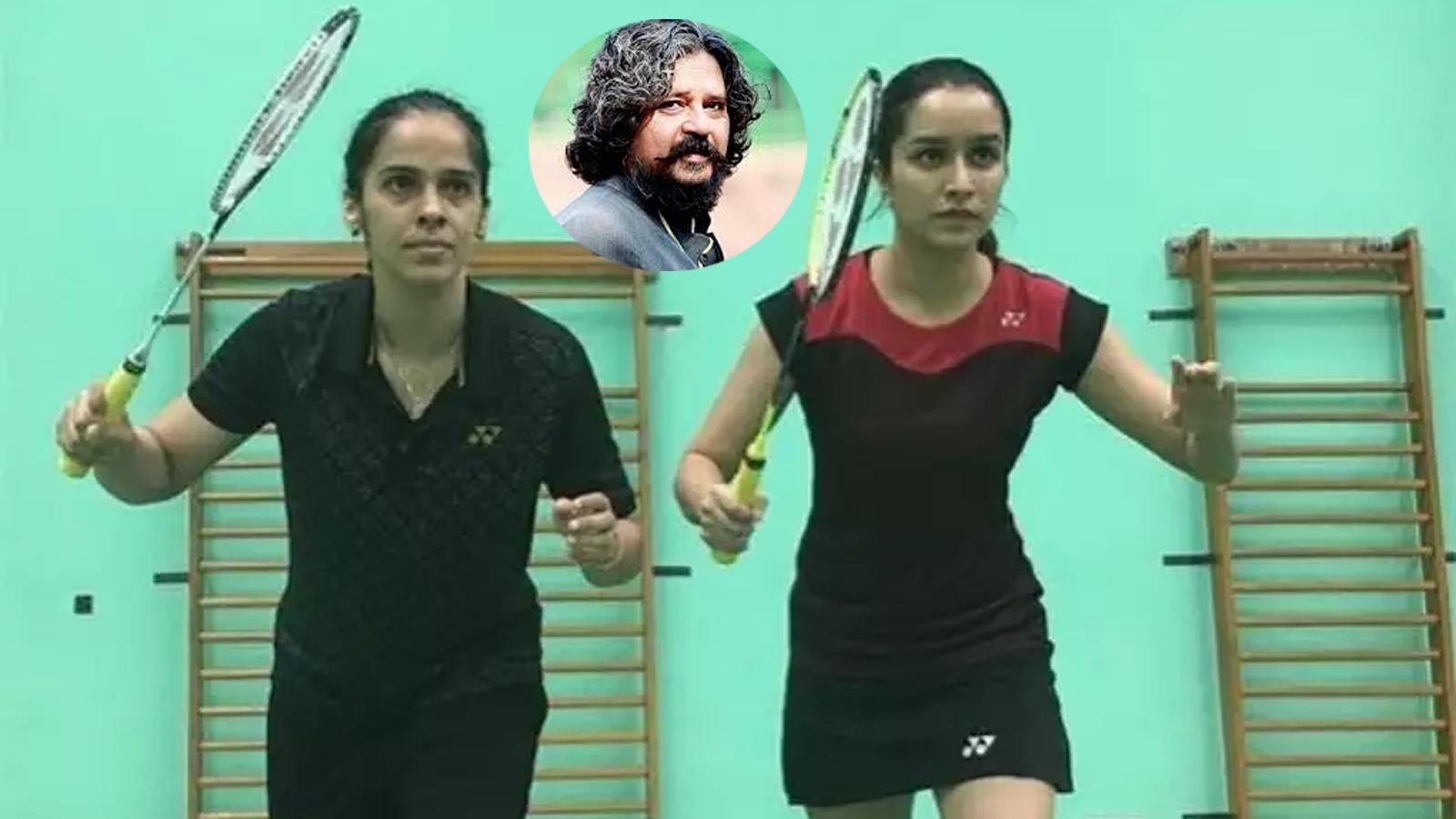 Is Amol Gupte upset with Shraddha Kapoor over Saina Nehwal biopic?
