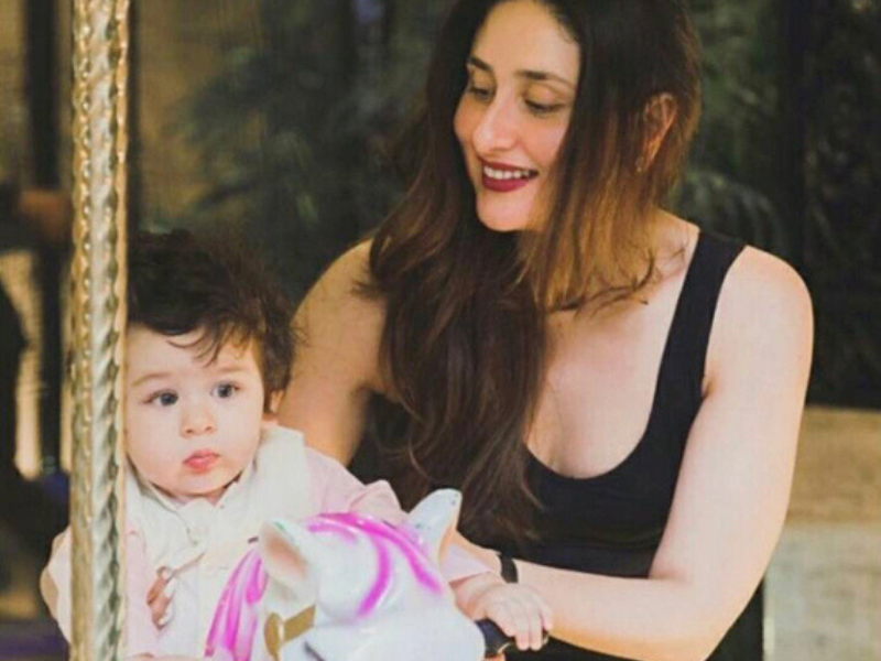 7a33e545713 Happy Birthday Taimur Ali Khan! Diet tips from Kareena Kapoor Khan to get a  gorgeous child just like Taimur!