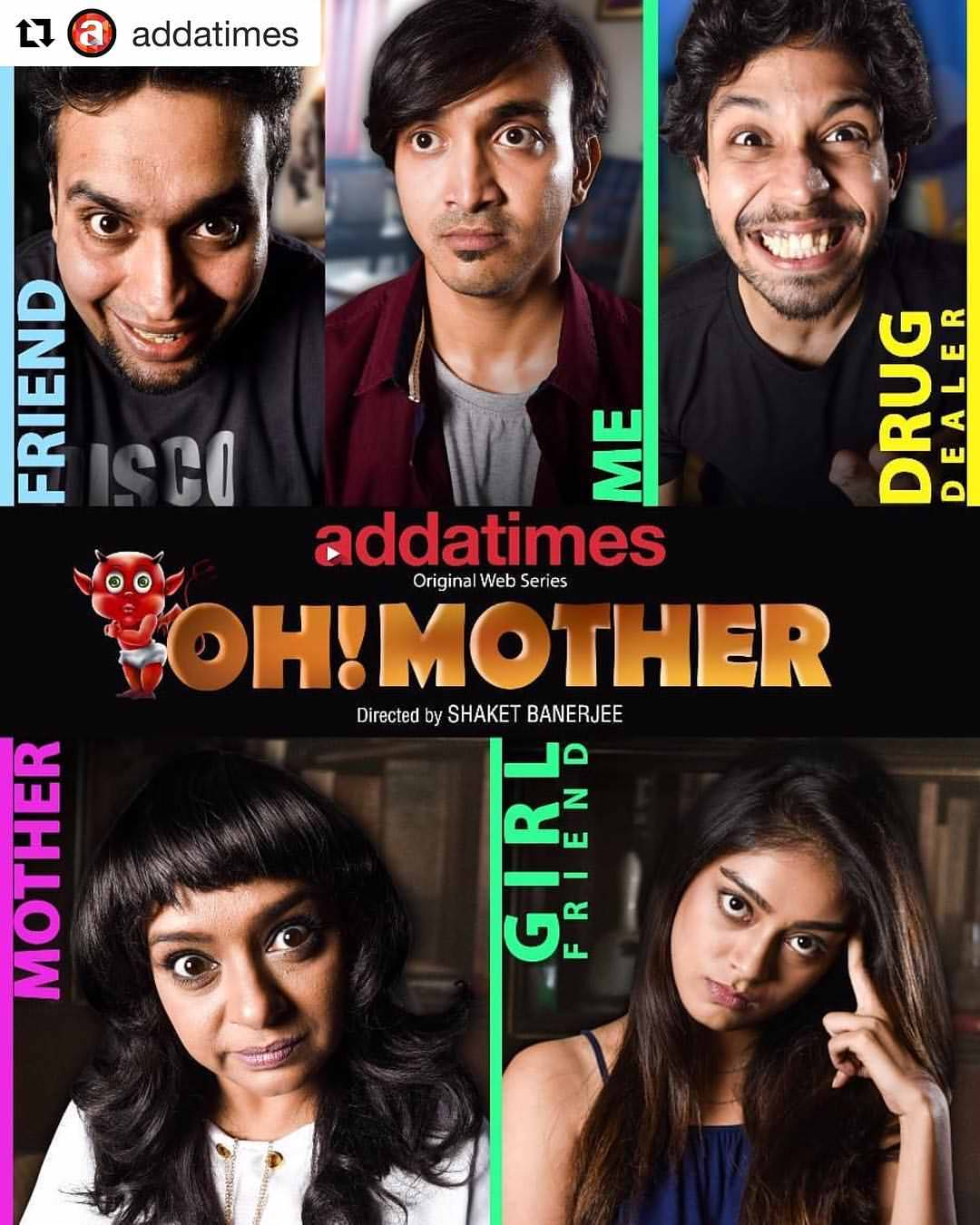 We are getting very good response for OH! MOTHER: Rajiv