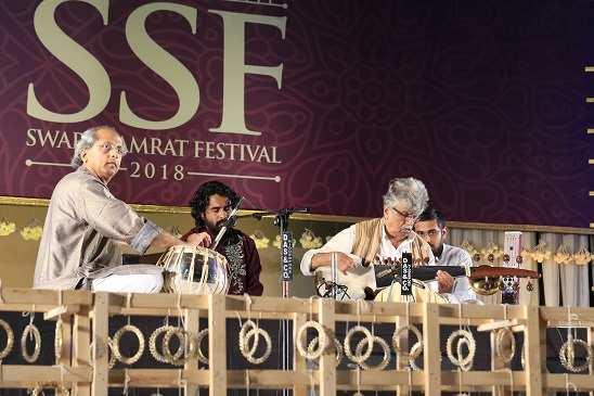 Pt.Yogesh Samsi,Pt.Rajeev Taranath