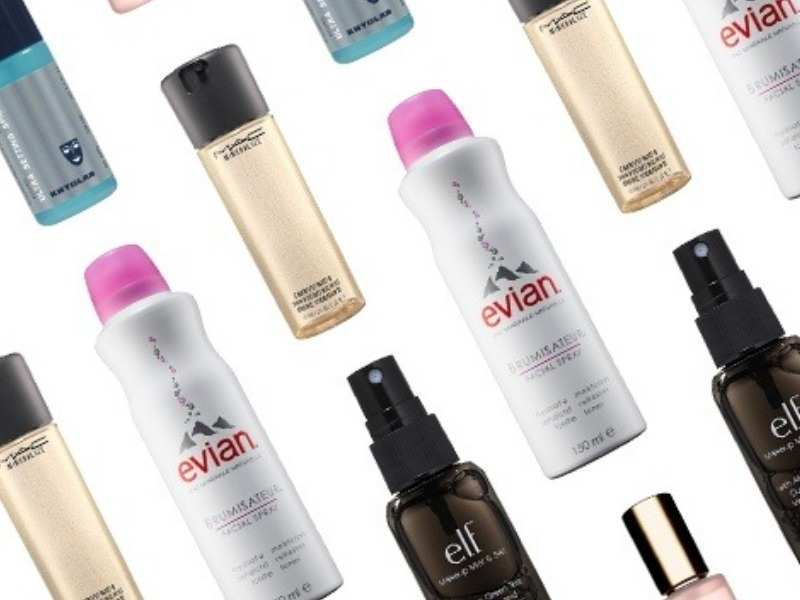 01/8These makeup setting sprays will make your makeup last all day