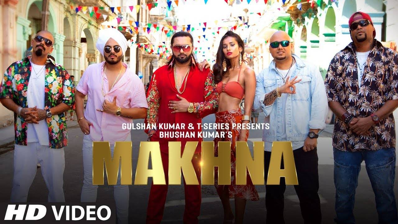 MAKHNA Song: Yo Yo Honey Singh's new music video proves he is back to rule  the charts