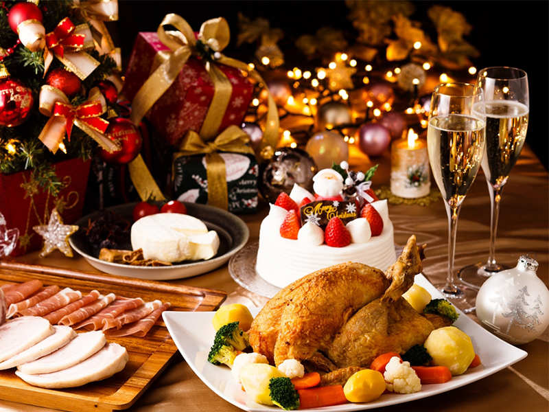 Christmas In India Food.8 Places In Delhi Ncr That Are Offering The Ultimate