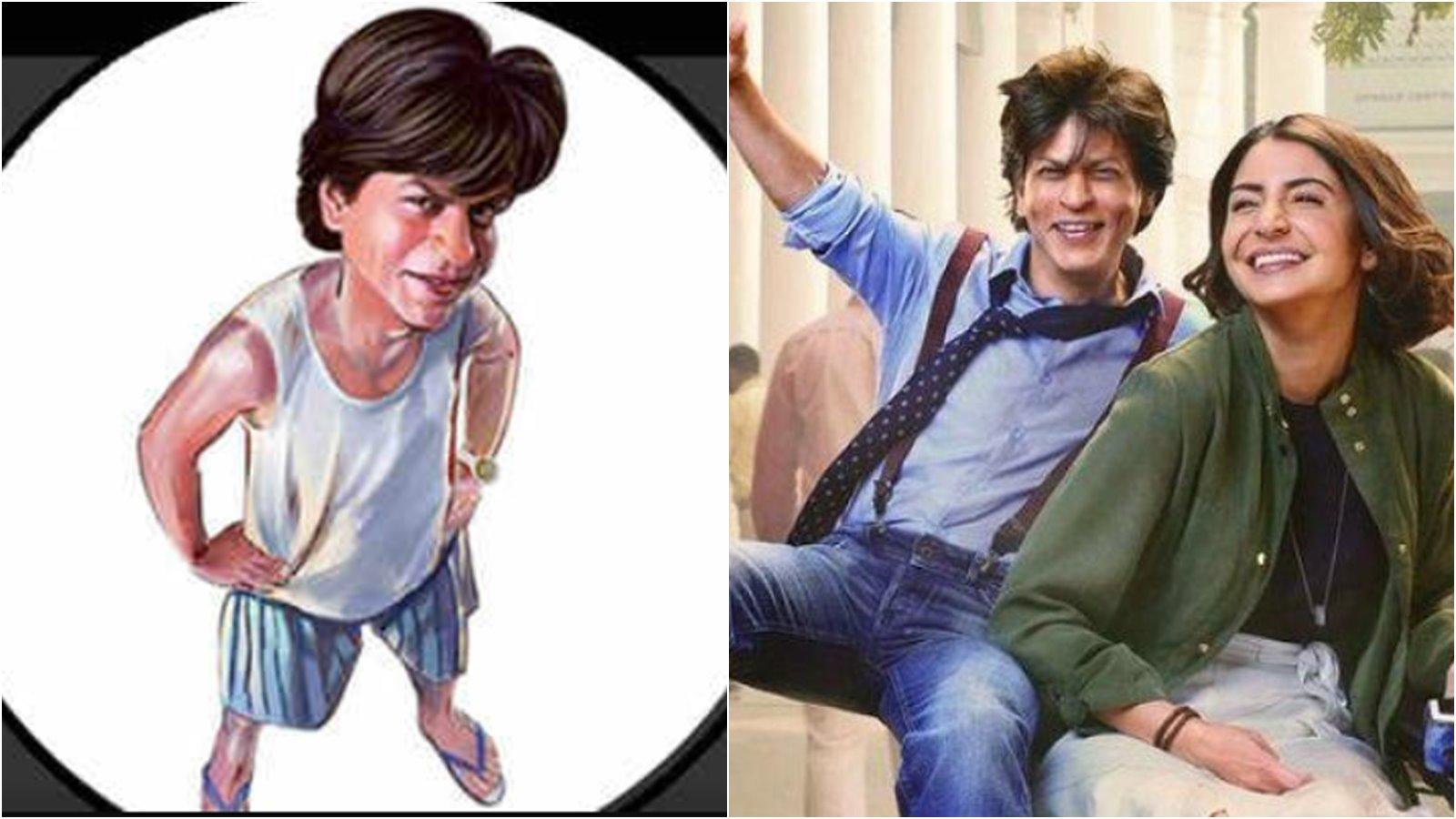 Zero Box Office Collection Day 1 The Shah Rukh Khan Starrer Helmed