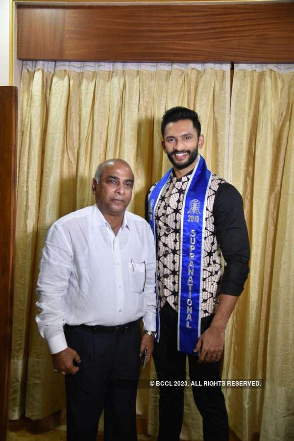Prathamesh Maulingkar meets the Tourism minister of Goa