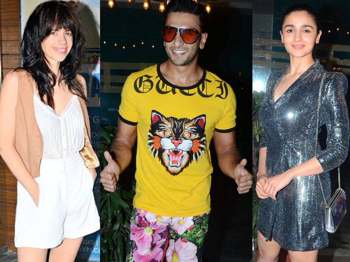 'Gully Boy': Ranveer Singh to have multiple kissing scenes with Alia Bhatt and Kalki Koechlin in the film?