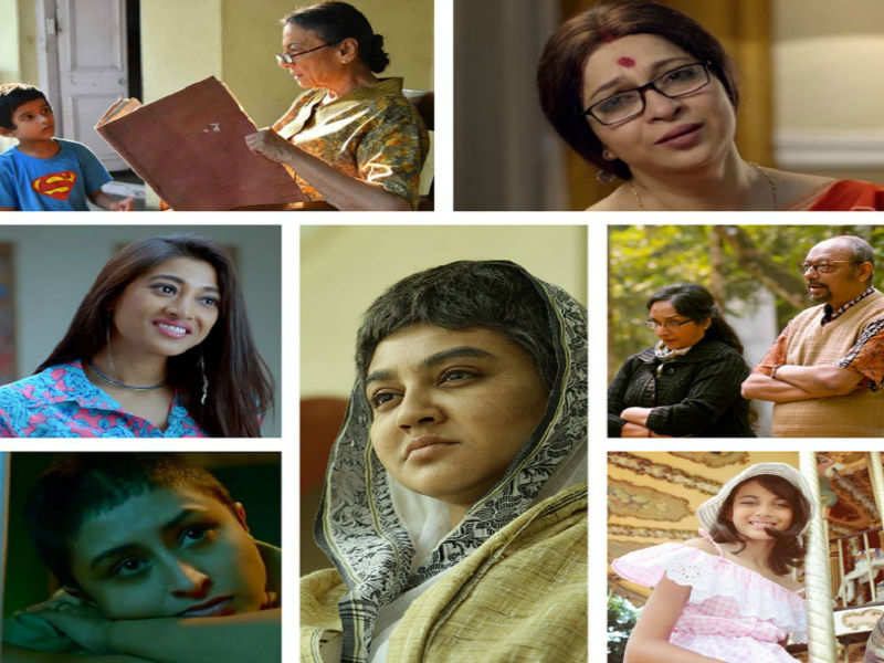 2018 roundup: Best performances by Bengali female actors