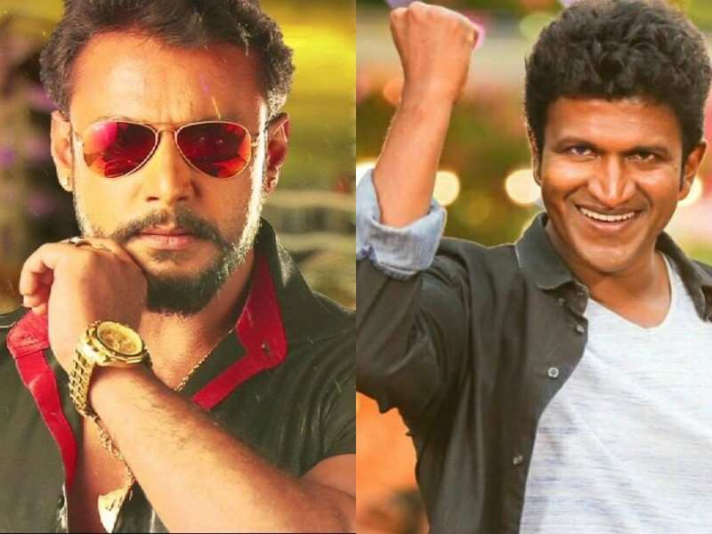 Top 5 highest paid actors in Sandalwood in 2018   The Times