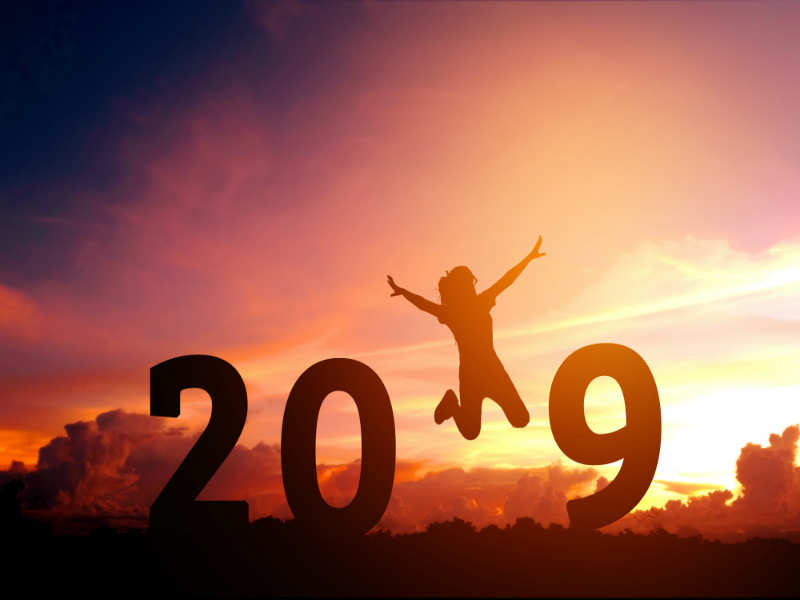 Happy 2019 >> Happy New Year 2019 New Year Resolutions You Should Be Making If