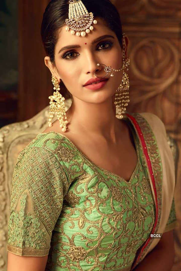 Vartika Singh defines royalty in these pictures