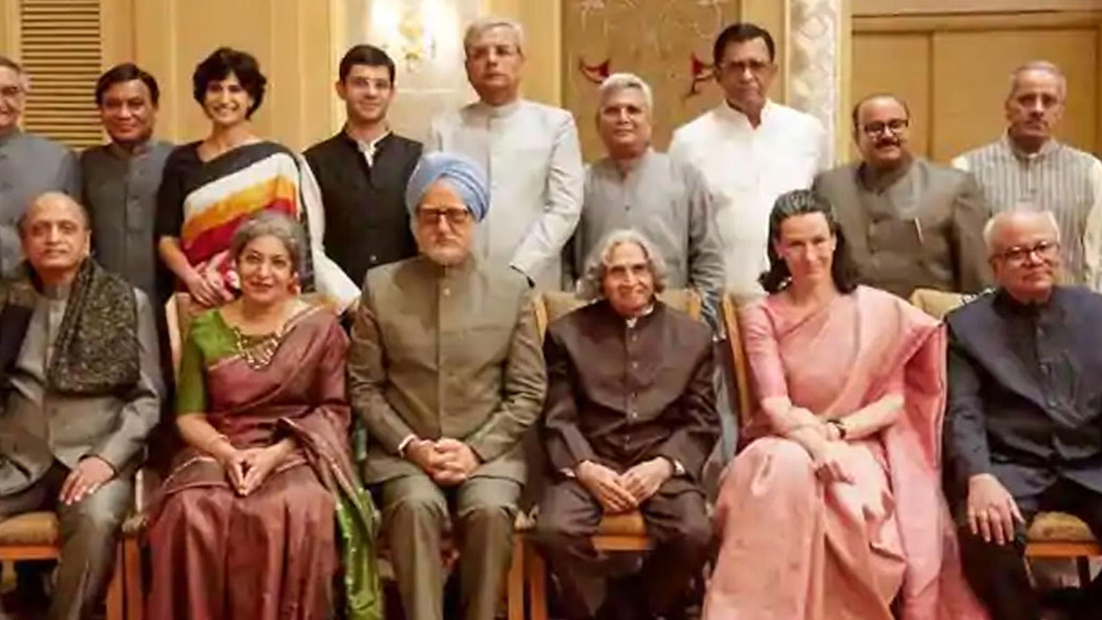 'The Accidental Prime Minister' trailer out: Anupam Kher shines as Manmohan Singh