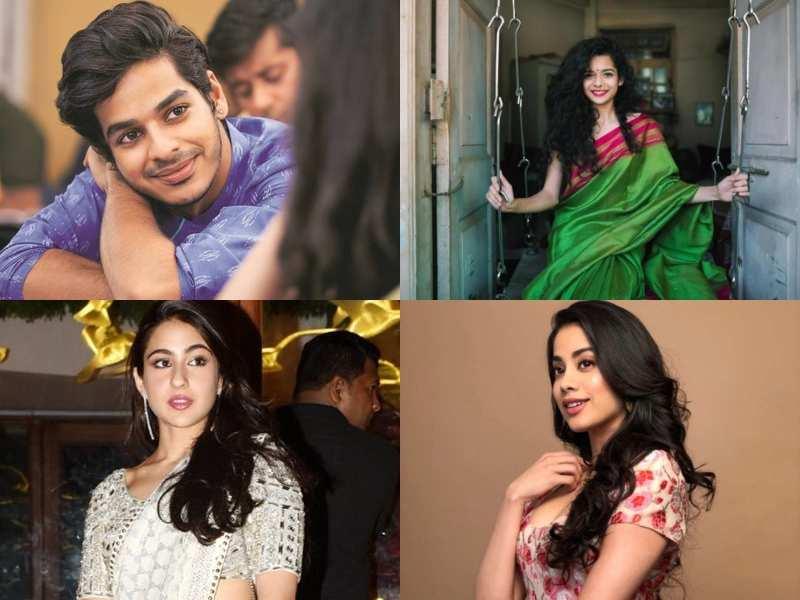 From Jhanvi Kapoor to Sara Ali Khan, Top Bollywood Debutants