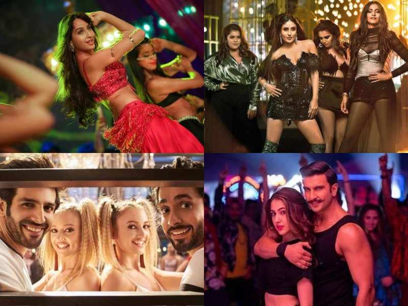 Bollywood party songs for New Year's Eve 2019 MP3 Download