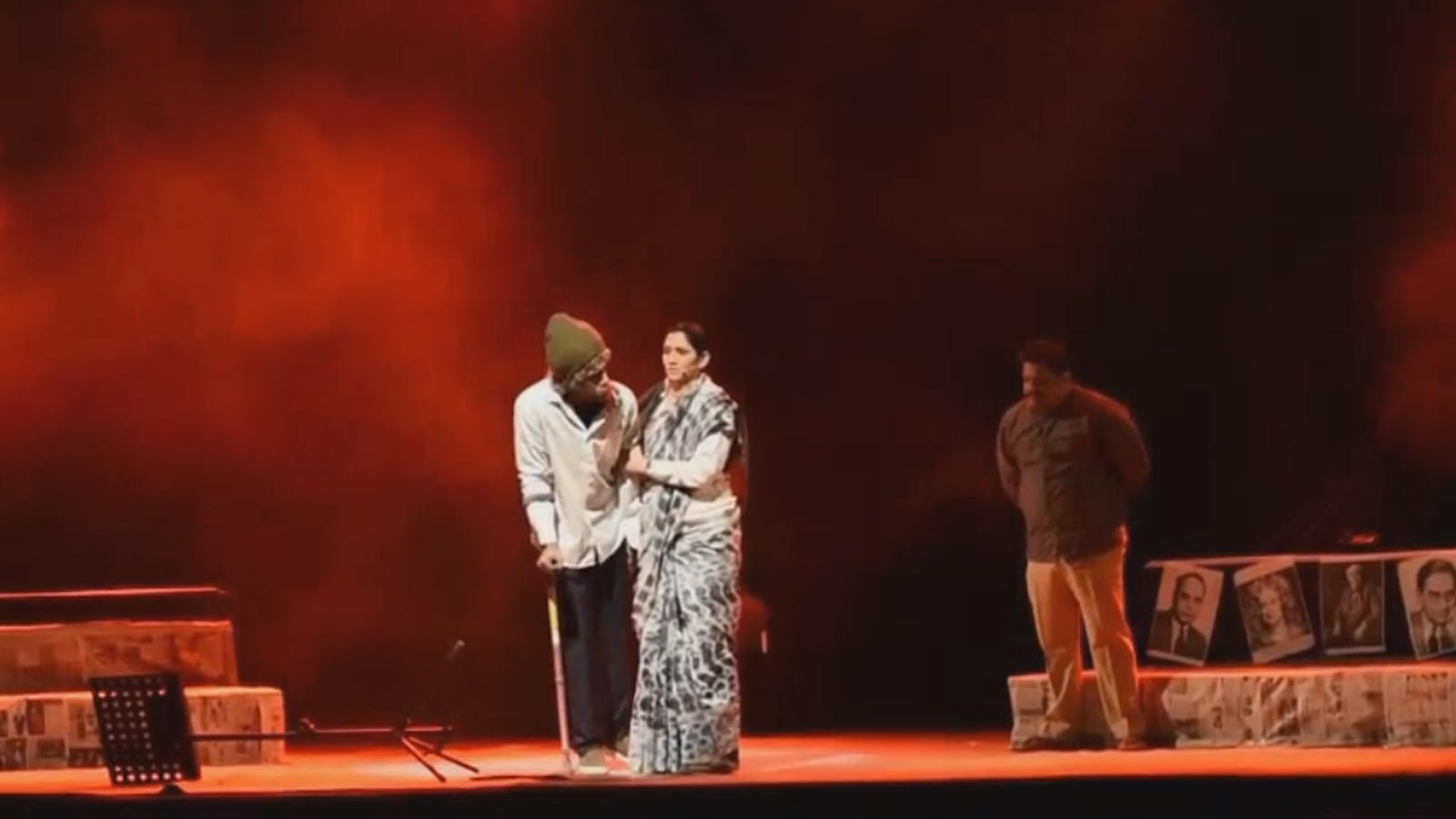 Theatre fest in Jaipur concludes with Makarand Deshpande's powerful act