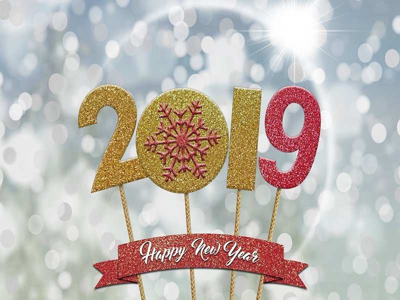 Happy New Year 2019: Images, Cards, GIFs, Pictures, Quotes