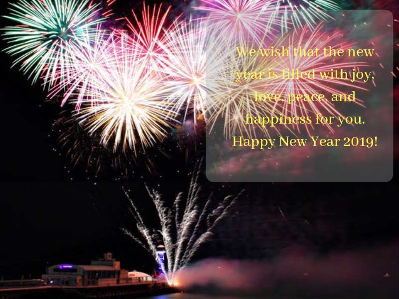 Happy New Year 2020 Greetings, Images, Status,  Wallpapers