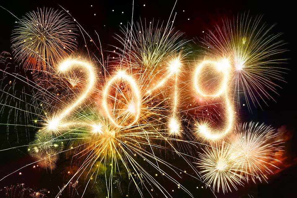 Happy New Year 2019 Images, Wishes, messages, greetings