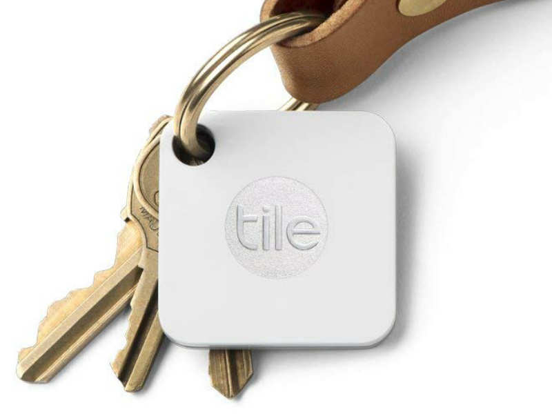 GPS-powered smart-trackers for luggage: Tile Bluetooth tracker and Panasonic Seekit can be considered
