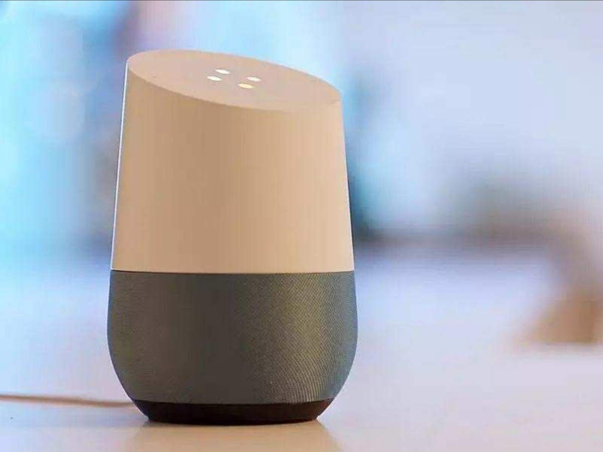 Smart speakers: Can go for Amazon Echo Dot and Google Home Mini
