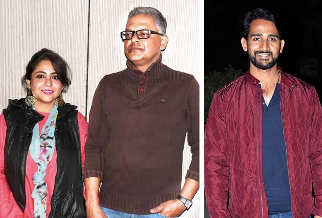 Tuhina & Varun Tamta  (R) Yash Chorasiya  (BCCL/ Vishnu Jaiswal)