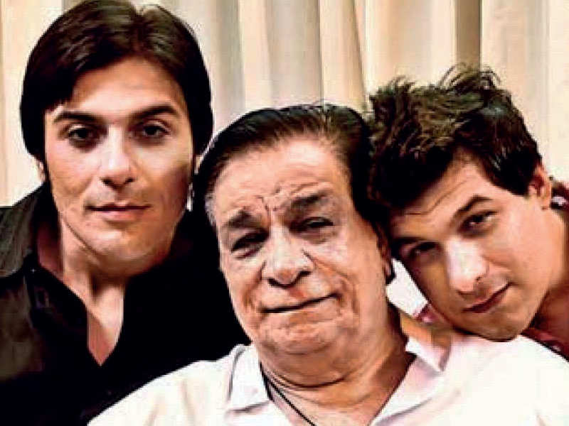 Kader Khans Son Points At Film Industrys Callousness