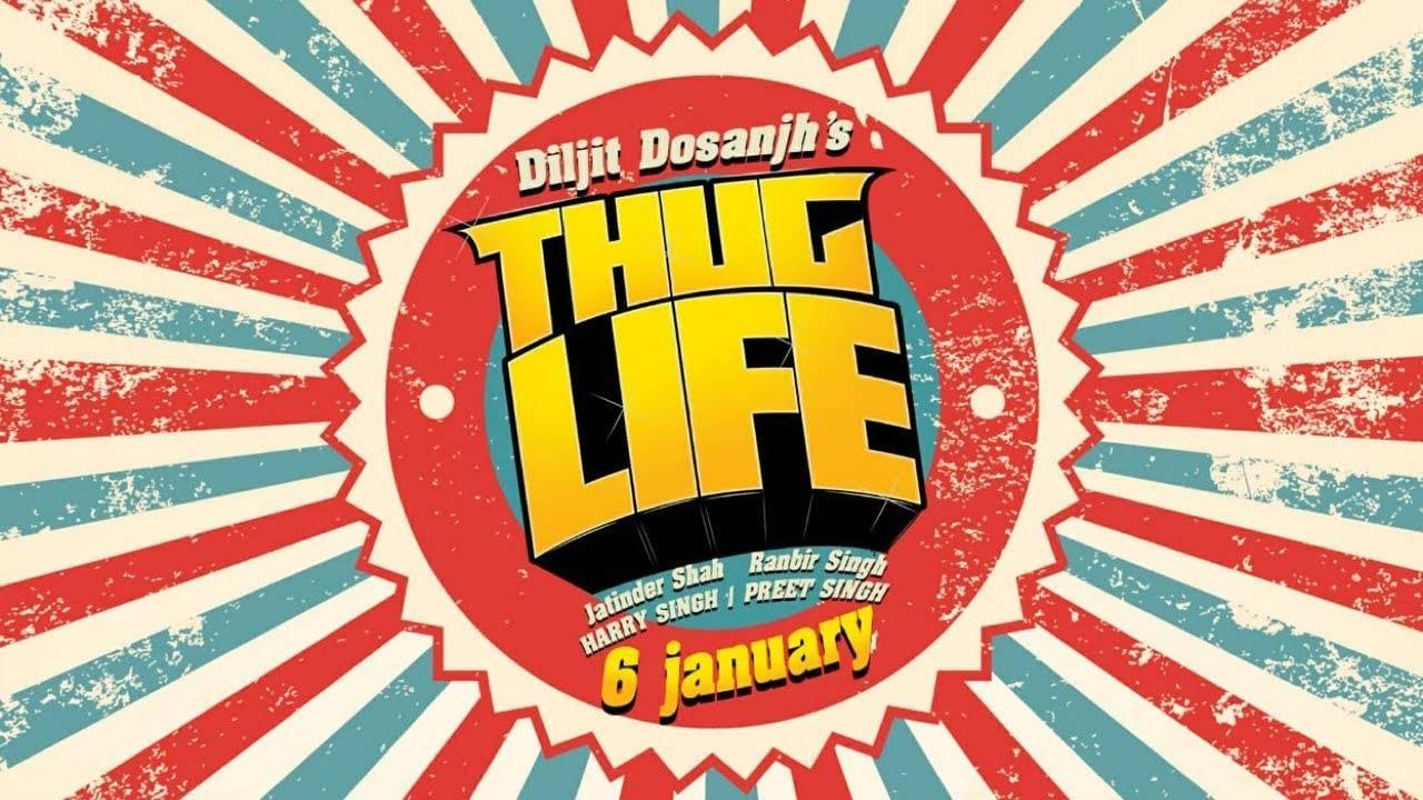 Latest Punjabi Song Teaser Thug Life Sung By Diljit Dosanjh
