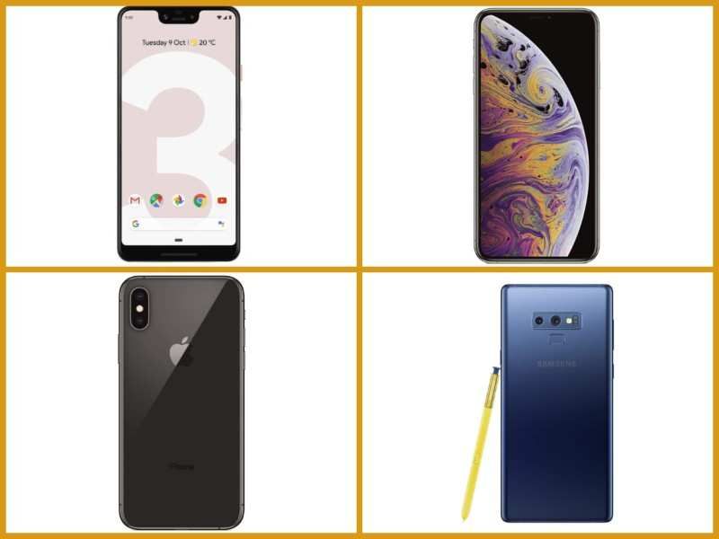 15 smartphones from Apple, Samsung, Google, Xiaomi and others to watch out for 2019