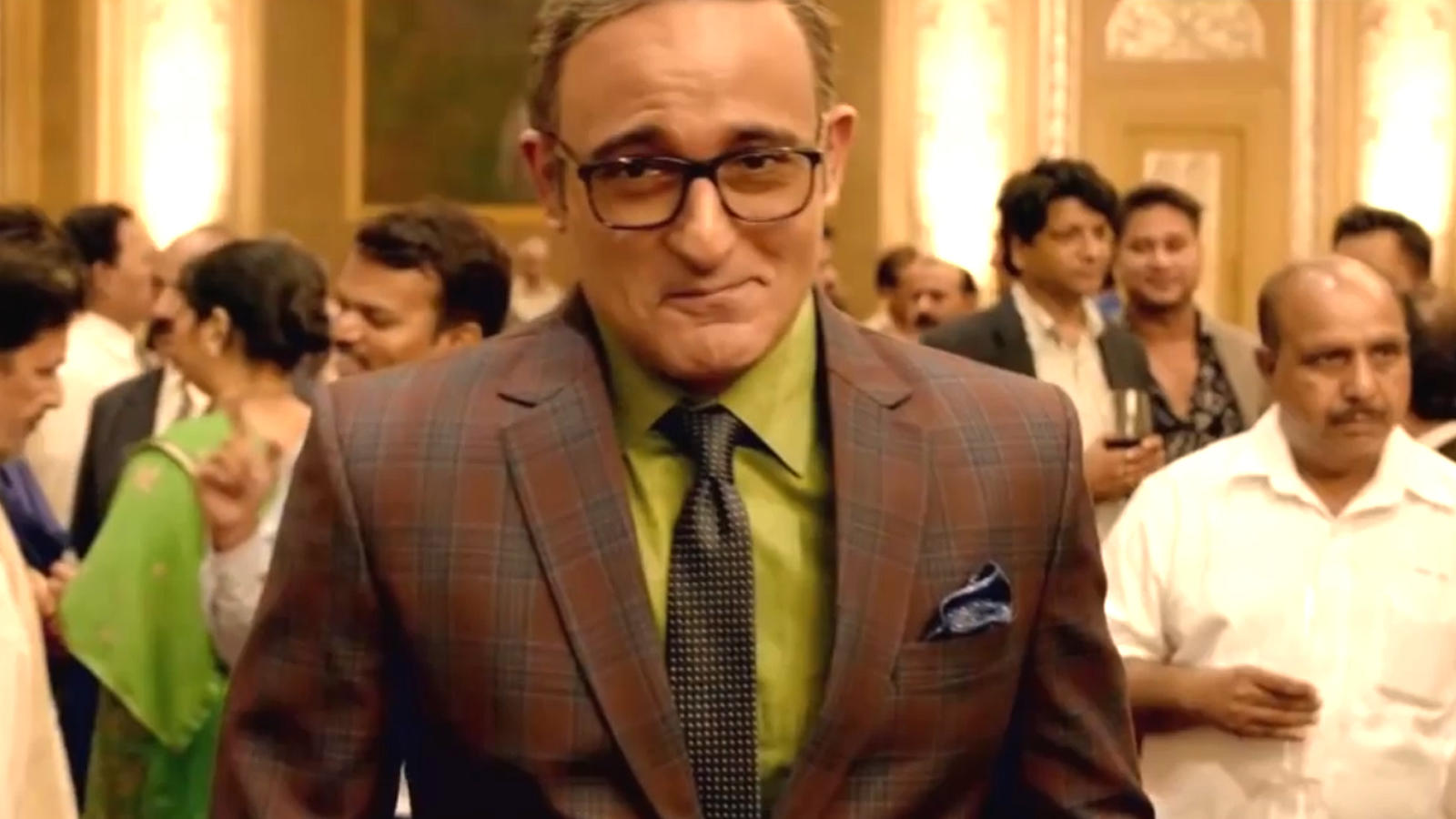 The Accidental Prime Minister: Akshaye Khanna reacts on the political stir
