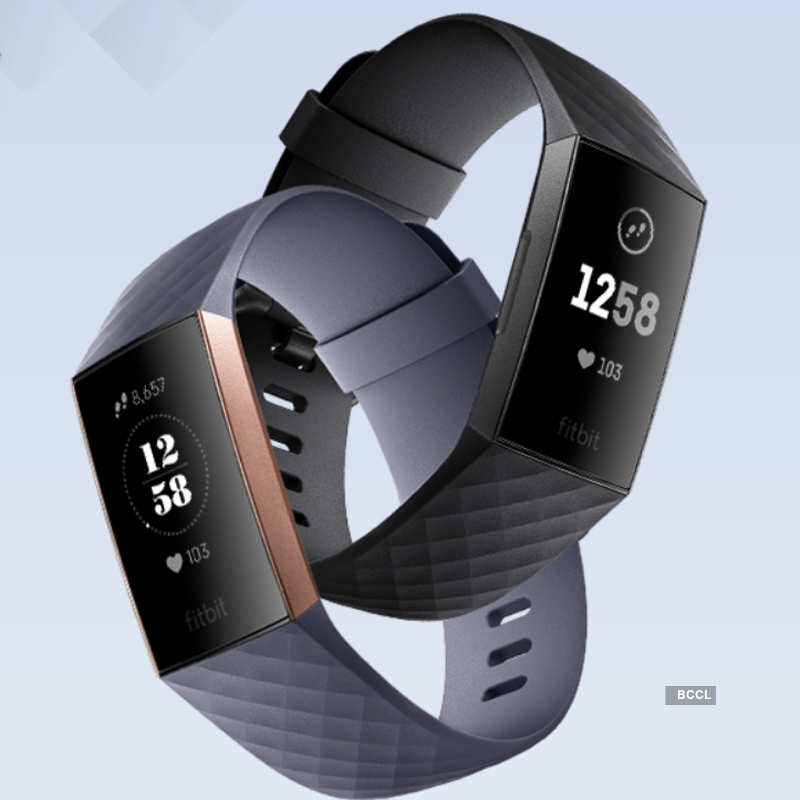 Fitbit Charge 3 with swimproof design launched