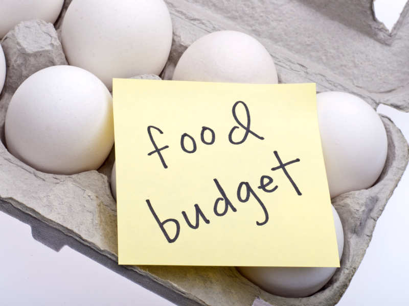 10 tips to create a monthly food budget | The Times of India