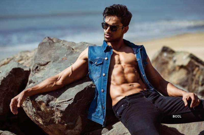 Vishnu Raj Menon turns up the heat in Dubai